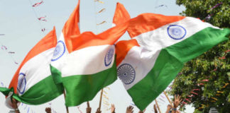 Thousands of Indians across the world today proudly celebrated India's 72nd Independence Day with the tricolour fluttering high and the national anthem reverberating at Indian missions abroad.