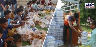 Jalandhar Administration Airlifts 1,000 Quintals Of Ready To Eat For Kerala
