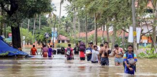 Kerala : Over 2 Million People In Relief Camps, Epidemic Outbreak Feared