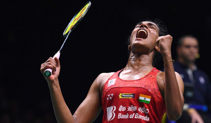 PV Sindhu reaches the finals after beating Japan's Akane Yamaguchi