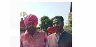 Illegal alcohol sales Case Navjot Singh Sidhu Close Rajiv Babba Arrested