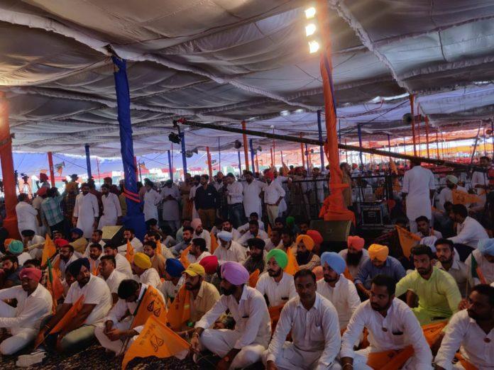 abohar pol khol rally shiromani akali dal