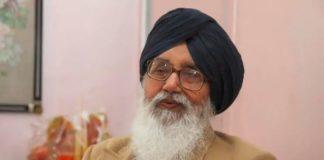 can sacrifice 1000 sukhbirs for guru granth sahib ji says parkash singh badal