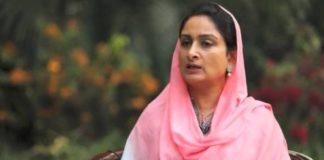 Harsimrat kaur badal thanks PM modi for increment salaries anganwadi workers