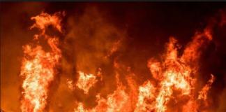 Patiala Mini Secretariat In PWD office fire