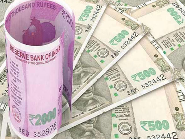 llar Competition rupees In biggest drop since