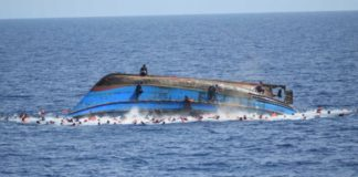 27 people drown a Boat capsizes in Central Africa Today