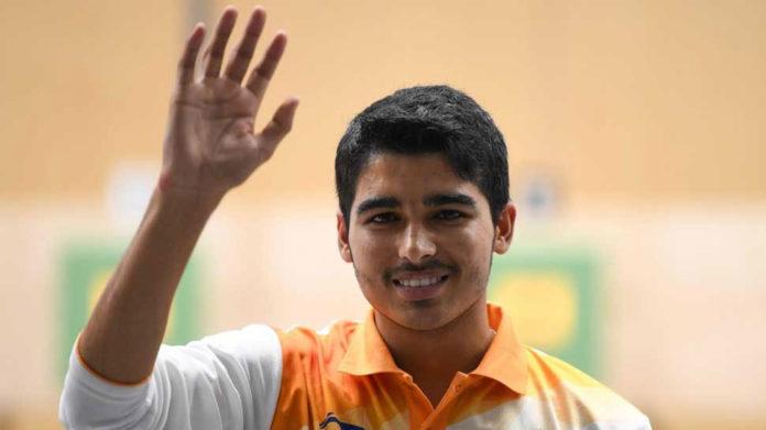 world-championships-saurabh-chaudhary- Wins gold medal
