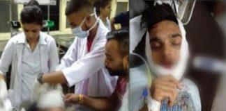 Hoshiarpur In Road Accident ,2 Death , 2 Injured