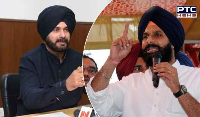 Sidhu should apologize for the false statement made on Kartarpur corridor: Bikram Majithia
