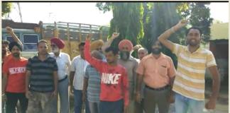 Sri Anandpur Sahib Village Ganguwal voters Voted boycott
