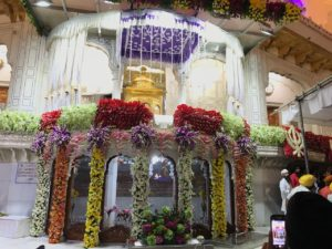 sri guru granth sahib prakash purab golden temple