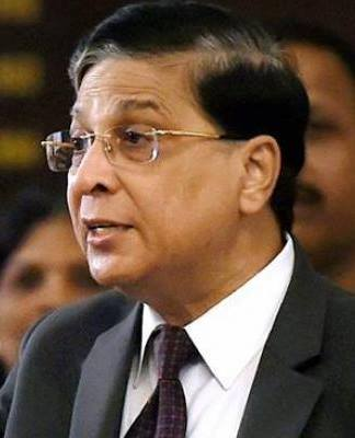 CJI Dipak Misra recommends Justice Ranjan Gogoi as next chief justice