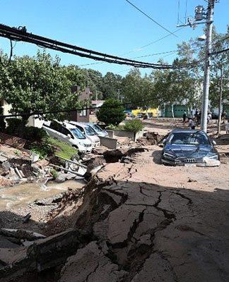 7 killed, 200 injured as strong earthquake jolts Japan