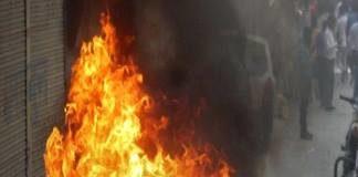 Bharat Bandh: Violence In Several States, Petrol Pumps Vandalised,Bharat Bandh: Violence In Several States, Petrol Pumps Vandalised,Bharat Bandh: Violence In Several States, Petrol Pumps Vandalised,Bharat Bandh: Violence In Several States, Petrol Pumps Vandalised,