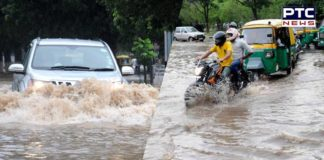 Weather Alert! Rainfall to continue for the next 12-24 hours in Tricity, says IMD