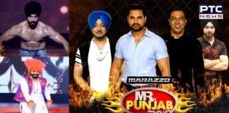 Catch All The GABRUS Battling Out in Front of their Judges for MR PUNJAB 2018