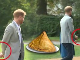 Prince Who Sneaks out Samosas From A Royal Charity Event; Watch Video