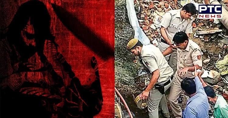 Delhi man kills girl, chops her, stuffs body in 2 bags
