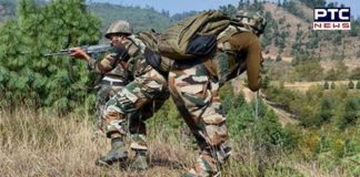 A soldier martyred in encounter in Anantnag; one militant also killed