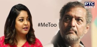 2018 is the year of #MeToo; Tanushree Dutta Harassed by Nana Patekar 10 years ago