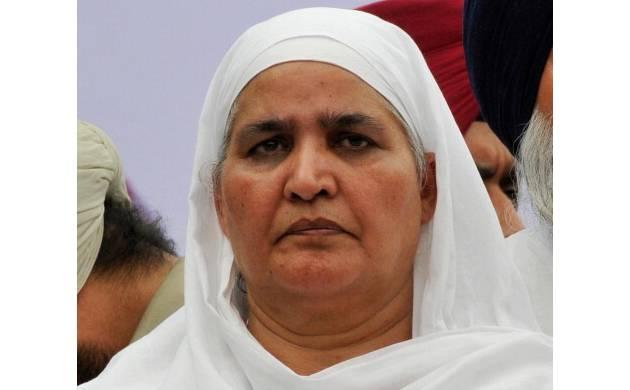 Congress people Not villages Will enter :Bibi Jagir Kaur