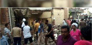 Amritsar In Pataka factory explosion , 3 houses Heavy losses
