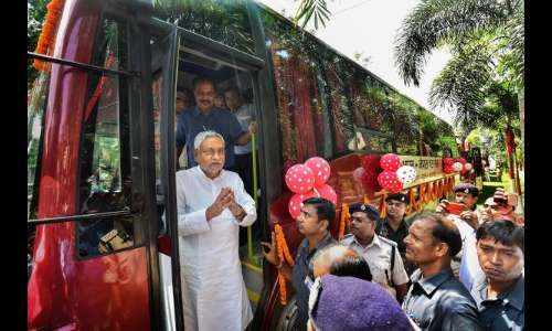 First ever bus services between Bihar and Nepal flagged off