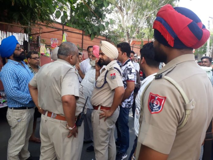 Amritsar In Robbers Cash and Gold Robbery Runaway