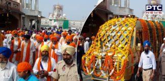 Baba Jiwan Singh 357th Birthday Dedicated Sri Akal Takht Shaib Consciousness march Start