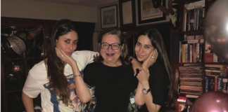 Kareena Kapoor Khan's Spectacular Midnight Birthday Party With Saif