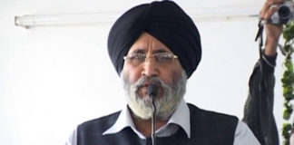 Khaira's All Party Meeting Turned Into Half Party Meeting – Cheema