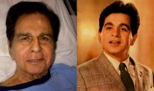 Bollywood famous actors Dilip Kumar Disease Health ,hospital Admitted
