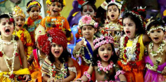 Janmashtami celebrated with religious fervour in Delhi