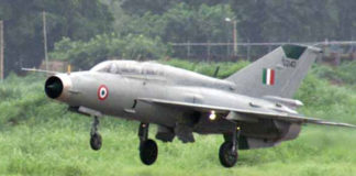 Rajasthan In Indian Army Fighter plane crash