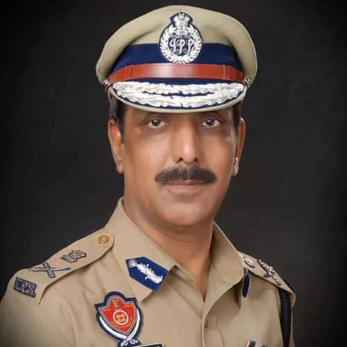 Punjab Govt appoints IPS Mohammad Mustafa as STF