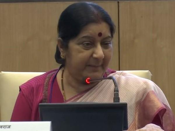 Sushma Swaraj Condoles Former Pakistan PM Nawaz Sharif's Wife Demise