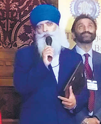 Khalsa Aid founder Ravinder Singh gets key UK award