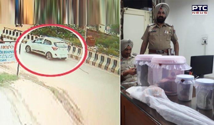 Majitha 38 lakh Robbery case , 4 Arrested
