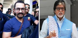 Working with Bollywood legend Amitabh Bachchan was a dream come true: Aamir Khan