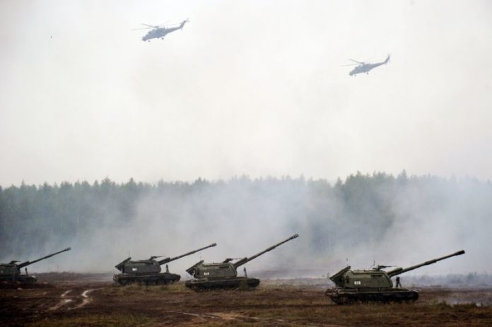 Russia to launch biggest war games in its history soon