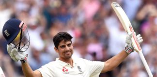 Alastair Cook International Cricket Taken retirement