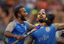 Indian Men's Hockey team beat Pakistan by 2-1 to win the bronze medal