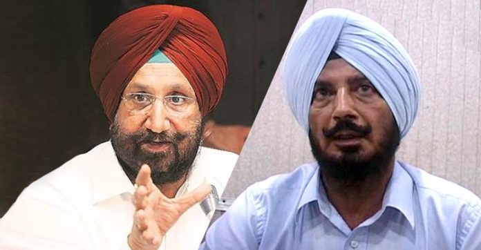 Jail Minister Sukhjinder Randhawa To His brother inderjit randhawa Given open challenge