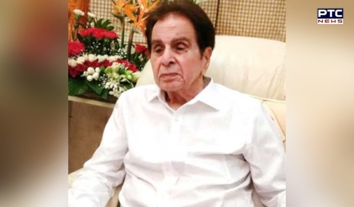 Bollywood famous actors Dilip Kumar Disease Health ,hospital Admitted