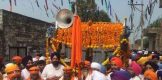 Baba Jiwan Singh Consciousness March Sri Anandpur Sahib To Depart