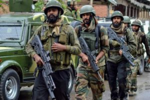 Massive search operation under way in Shopian, Pulwama districts