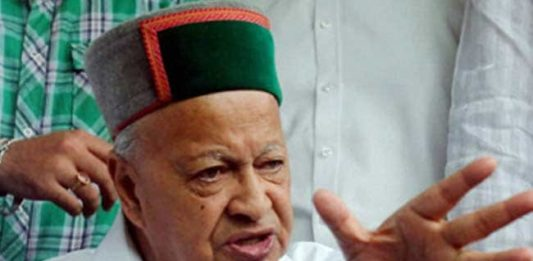 Ex-Himachal Chief Minister Virbhadra Singh admitted to PGI
