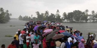 1,400 died in three months across India due to rain and floods