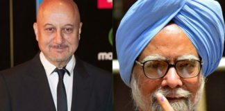 Anupam Kher sends b'day wishes to Manmohan Singh on twitter